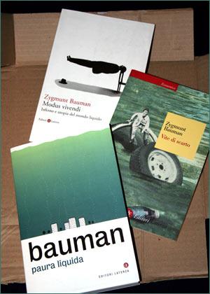 Click per ingrandire - 3 Libri di Zygmunt Bauman