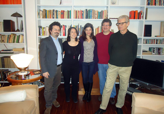 Meeting Sara Horowitz